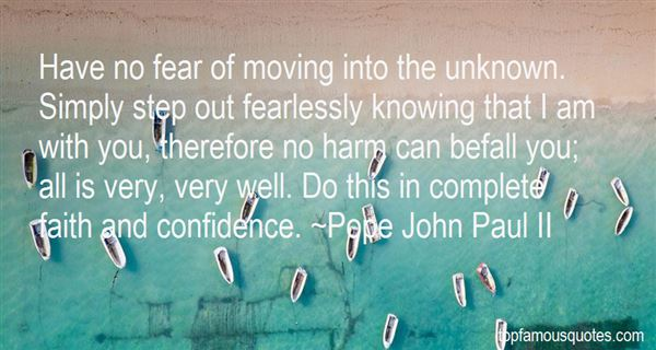 Quotes About Fearlessly