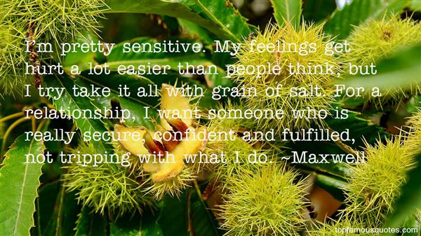 Quotes About Feelings In A Relationship