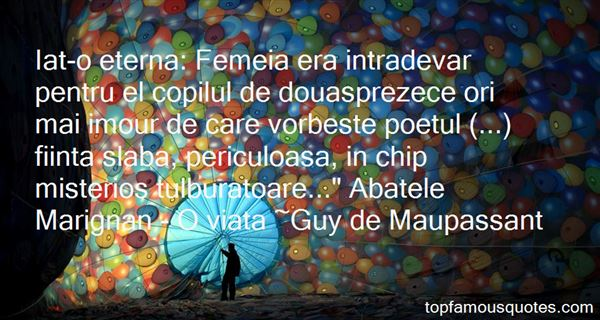 Quotes About Femeia