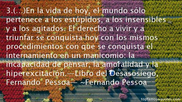 Quotes About Fernand