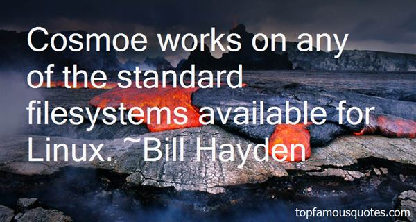 Quotes About File Systems