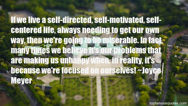 Quotes About Focused
