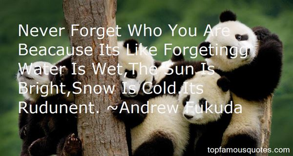 Quotes About Forgeting