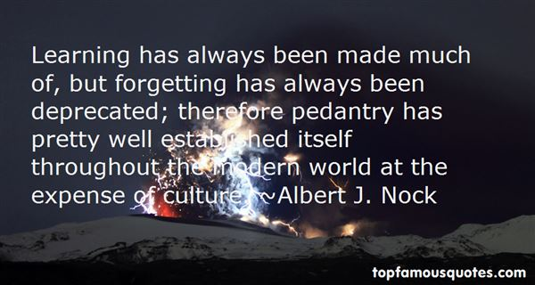 Quotes About Forgetting The World