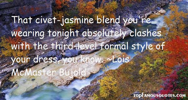 Quotes About Formal Dress