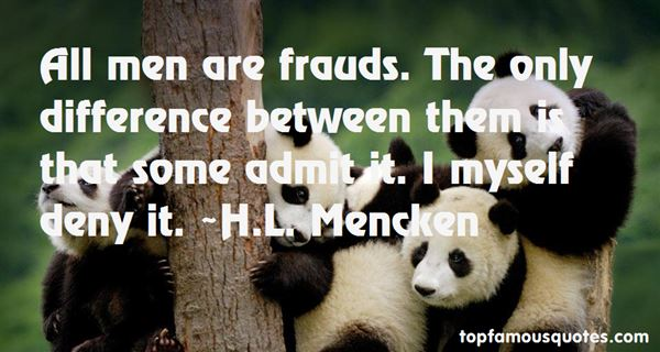 Quotes About Frauds