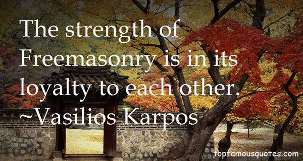 Quotes About Freemasonry