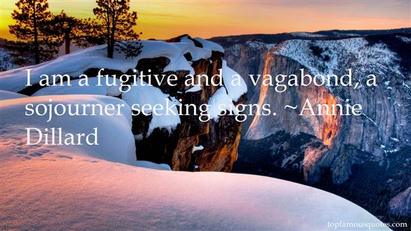 Quotes About Fugit