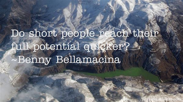 Quotes About Full Potential