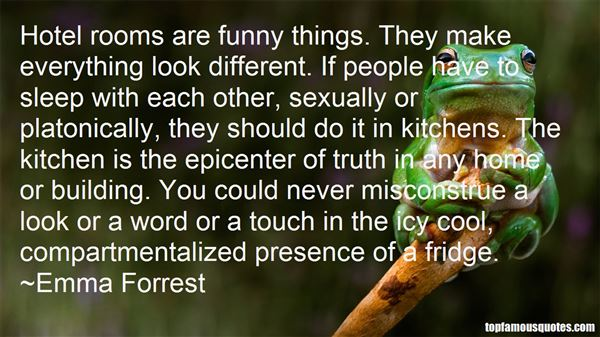 Quotes About Funny Kitchens