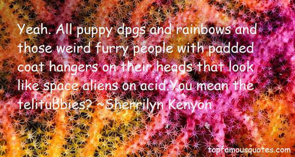 Quotes About Furry