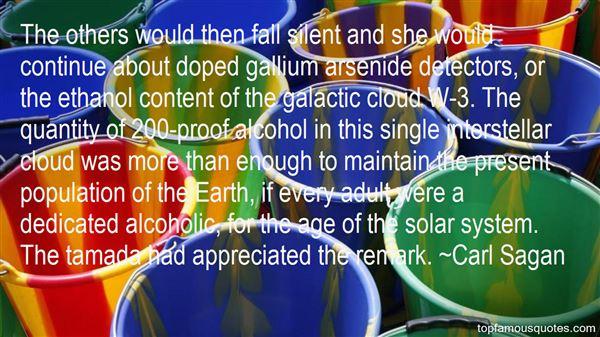 Quotes About Gallium