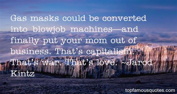 Quotes About Gas Masks