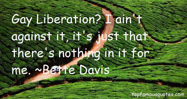 Quotes About Gay Liberation