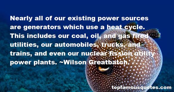 Quotes About Generator