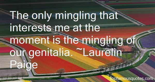 Quotes About Genitalia