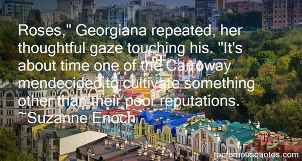 Quotes About Georgiana