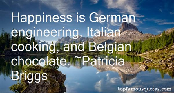 Quotes About German Engineering