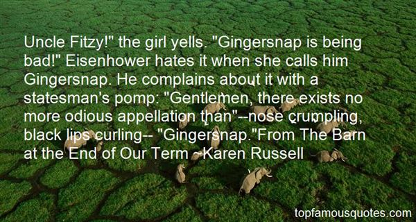 Quotes About Gingers
