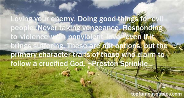Quotes About Good Character Traits