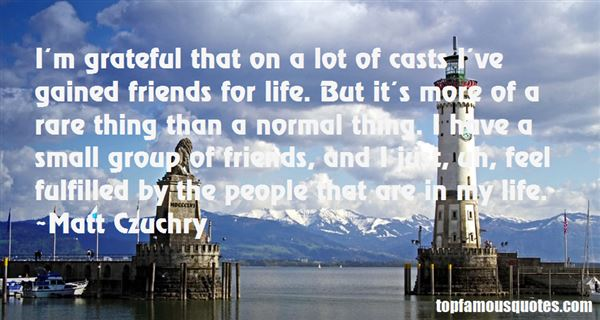 Quotes About Grateful For Friends