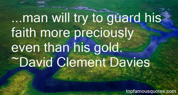 Quotes About Guard