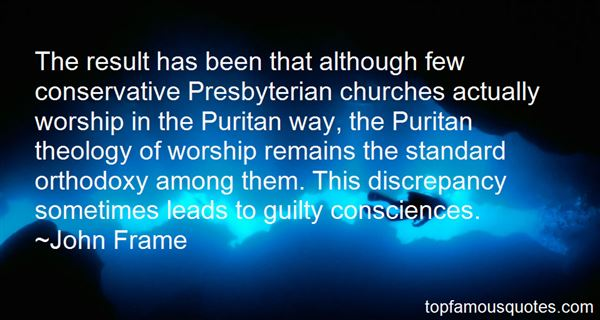 Quotes About Guilty Consciences