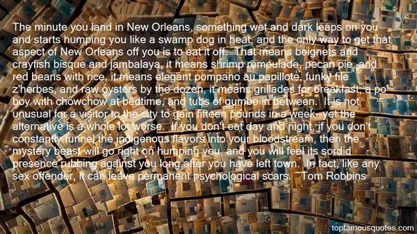 Quotes About Gumbo