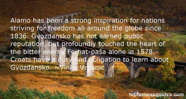 Quotes About Gvozdansko