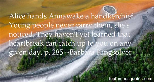Quotes About Handkerchief