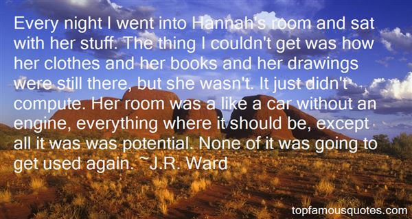 Quotes About Hannah