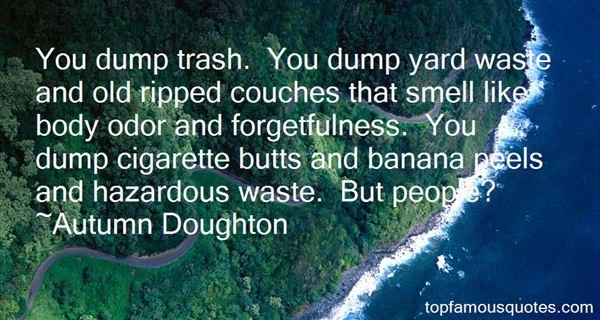 Quotes About Hazardous