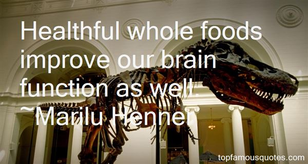 Quotes About Healthful