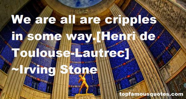 Quotes About Henri