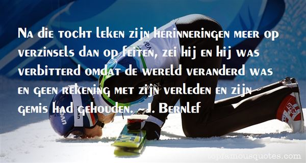 Quotes About Herinneringen