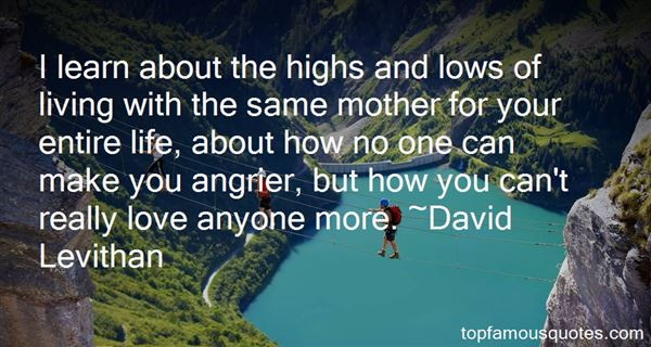 Quotes About Highs And Lows In Life