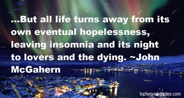 Quotes About Hopelessness Love