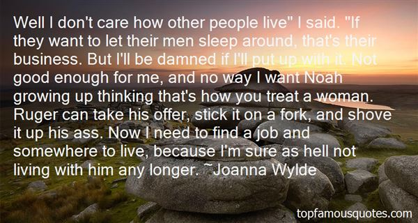 Quotes About How To Treat A Woman