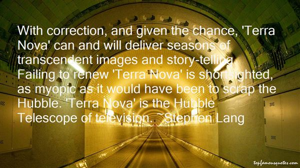 Quotes About Hubble Telescope