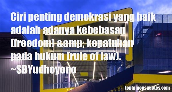Quotes About Hukum