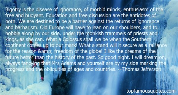 Quotes About Ignorance And Education