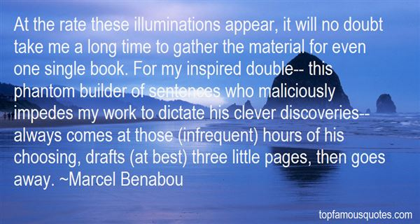 Quotes About Illuminations