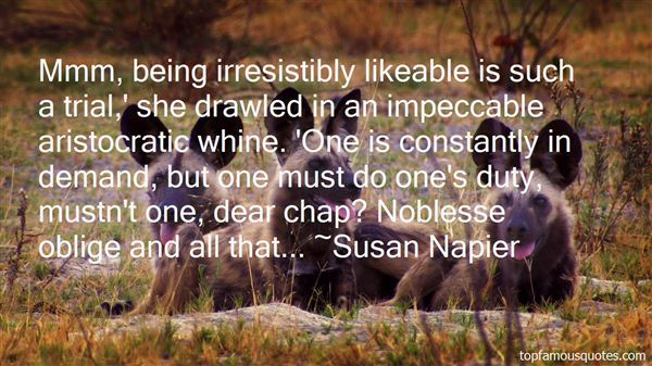 Quotes About Impeccable
