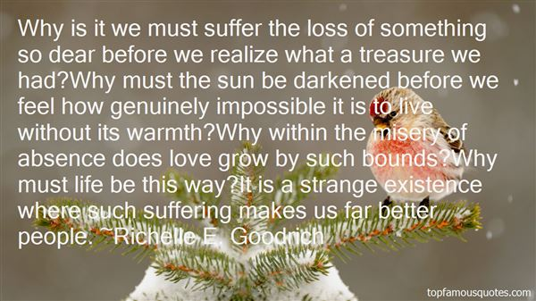 Quotes About Impossible Love