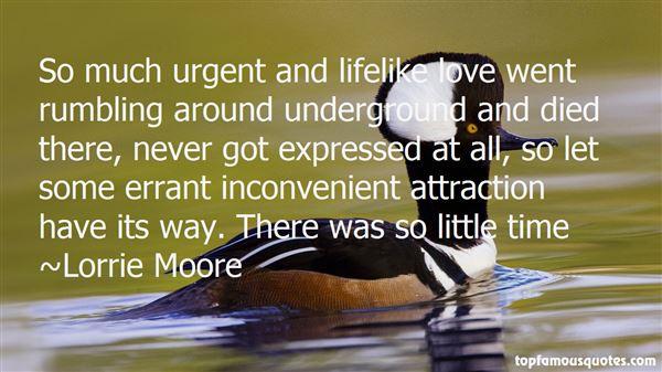 Quotes About Inconvenient