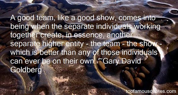 Quotes About Individuals Working Together