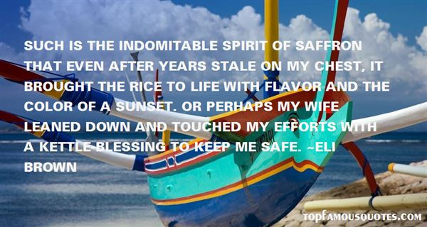 Quotes About Indomitable