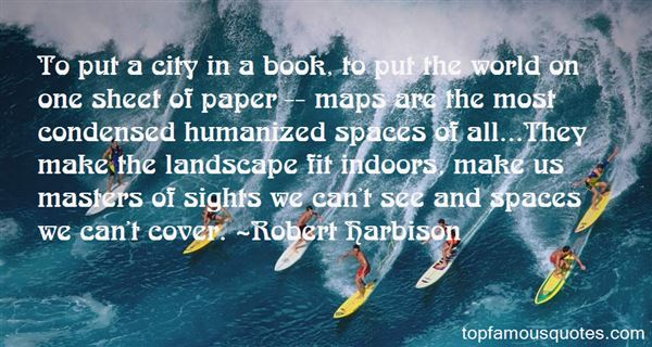 Quotes About Indoors