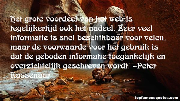 Quotes About Informatie
