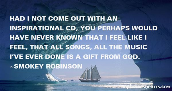 Quotes About Inspirational Music